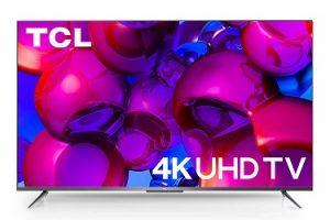 TCL 43P715 4K Ultra HD Smart LED TV