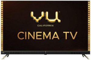 Vu 43CA 4K Ultra HD Smart LED TV