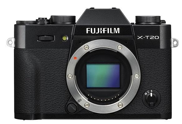Fujifilm X Series X-T20 Mirrorless camera