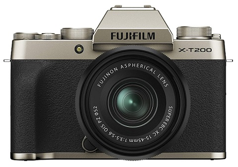 Fujifilm X-T200 24.2 MP Mirrorless camera