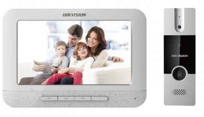 Hikvision KIS204 Video Door Phone