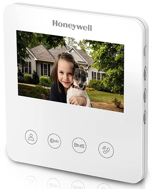 Honeywell video door phone kit