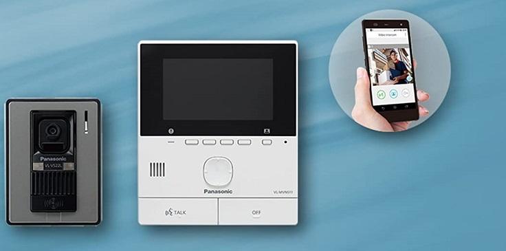 Panasonic video smartphone
