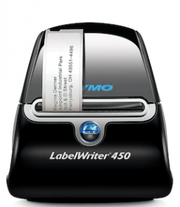 Click to open expanded view Dymo Label Writer 450