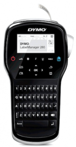 Click to open expanded view Dymo LabelManager 280 Rechargeable Handheld Label Maker