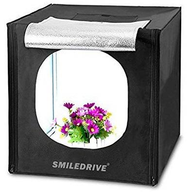 Smiledrive portable photo shoot tent
