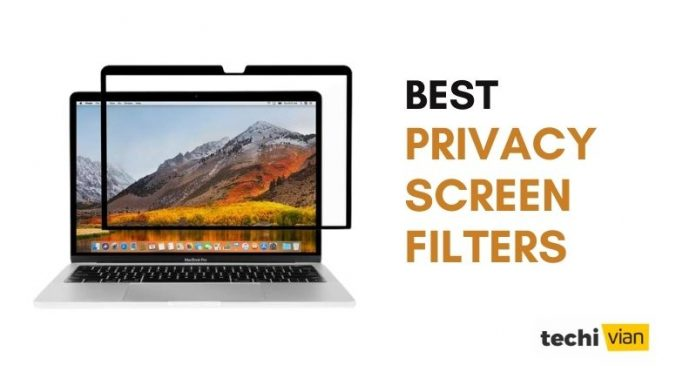 Best Privacy Screen Filters in India - Bestgadgetry