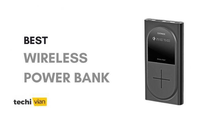 Best Wireless Power Bank In India-techivian