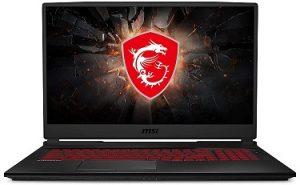 """MSI GL75 9SDK-057 17.3"""" FHD 120Hz Gaming Laptop"""