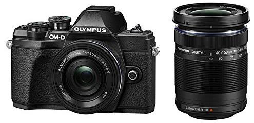 Olympus OM-D E-M10 Mirrorless camera