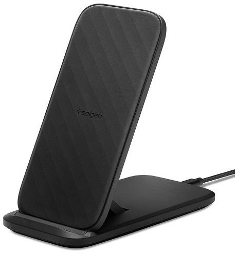 Spigen SteadiBoost Wireless Charger