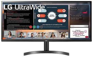 LG UltraWide 34 Inch WFHD IPS Display