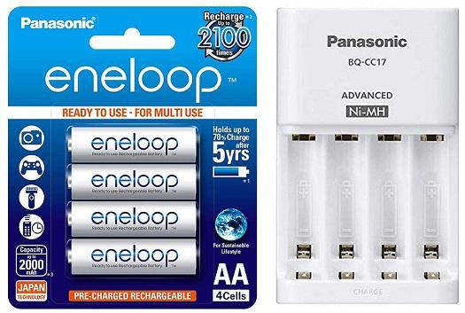 Panasonic Battery Eneloop