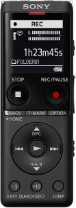 Sony ICD-UX570F Voice Recorder