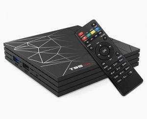T95 Max Android TV Box